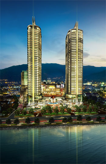 Luxury City Homes The Gurney Paragon For Rental
